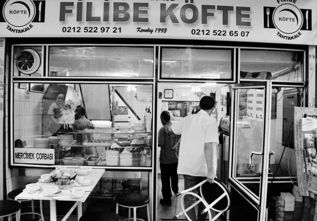 Istanbul Kofte