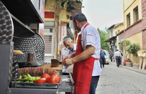 Istanbul Kokorec