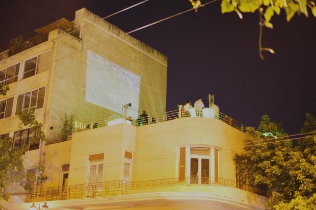 Bios rooftop bar