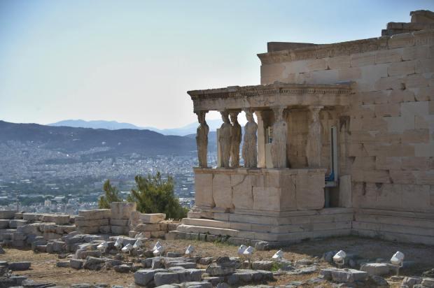acropolis Elgin marbles