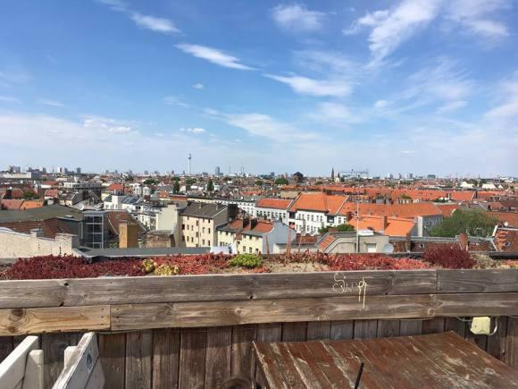 The view from Klunkerkranich